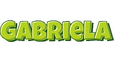 Gabriela summer logo