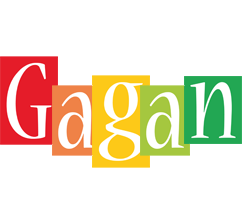 Gagan colors logo