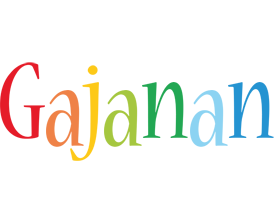 Gajanan birthday logo