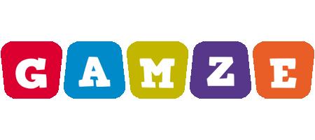 Gamze kiddo logo