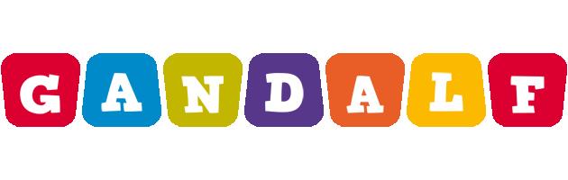 Gandalf kiddo logo