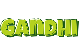 Gandhi summer logo