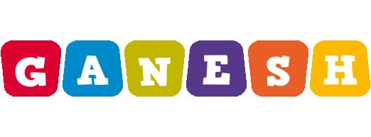 Ganesh kiddo logo