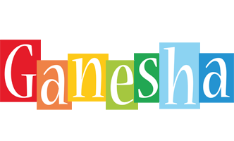 Ganesha colors logo