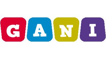 Gani kiddo logo