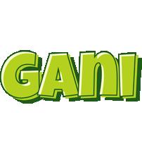 Gani summer logo