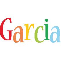 Garcia birthday logo