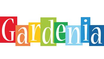 Gardenia colors logo
