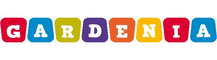 Gardenia kiddo logo