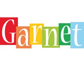 Garnet colors logo