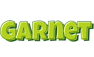 Garnet summer logo