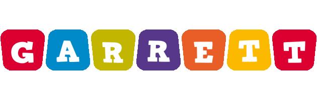Garrett kiddo logo