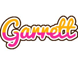 Garrett smoothie logo
