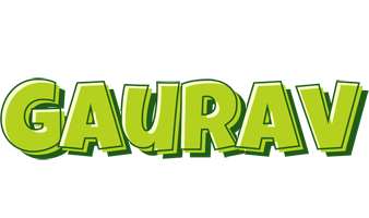 Gaurav summer logo