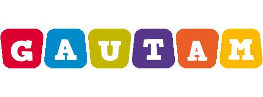 Gautam kiddo logo
