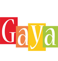 Gaya colors logo
