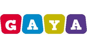 Gaya kiddo logo