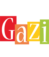 Gazi colors logo