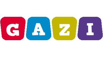Gazi kiddo logo