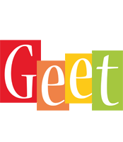 Geet colors logo