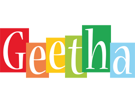 Geetha colors logo