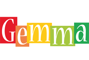 Gemma colors logo