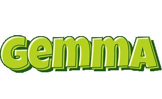 Gemma summer logo