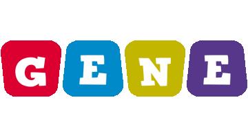 Gene kiddo logo