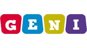 Geni kiddo logo