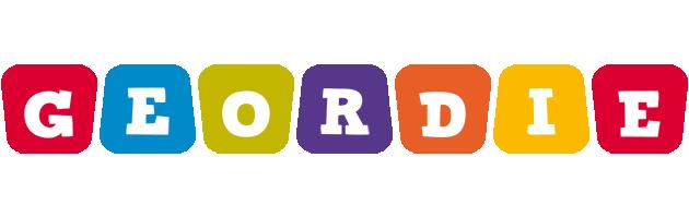 Geordie kiddo logo