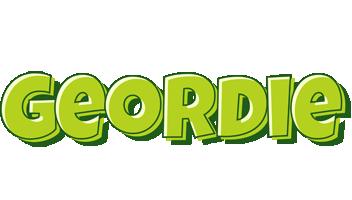 Geordie summer logo