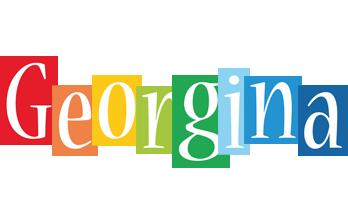 Georgina colors logo