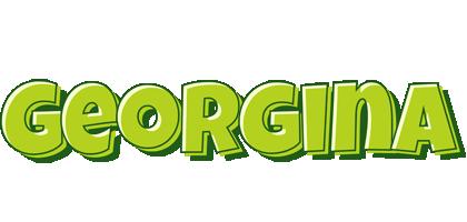 Georgina summer logo