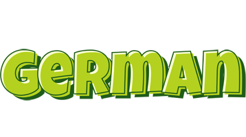 German summer logo