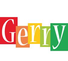 Gerry colors logo
