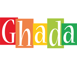 Ghada colors logo