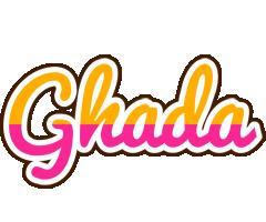 Ghada smoothie logo