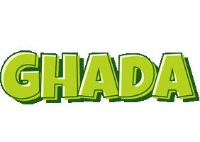 Ghada summer logo