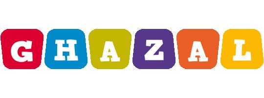 Ghazal kiddo logo