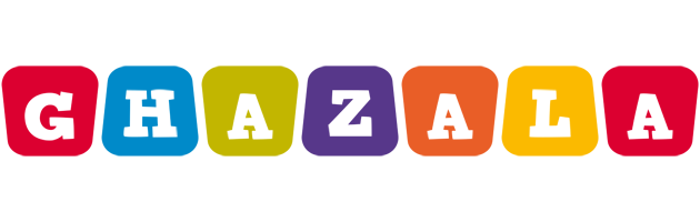 Ghazala kiddo logo
