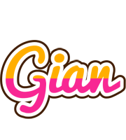 Gian smoothie logo