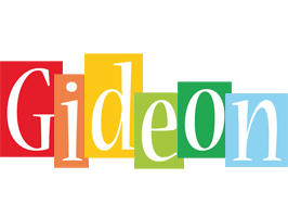 Gideon colors logo