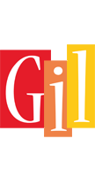 Gil colors logo