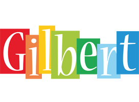 Gilbert colors logo