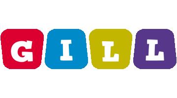 Gill kiddo logo