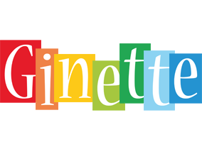 Ginette colors logo