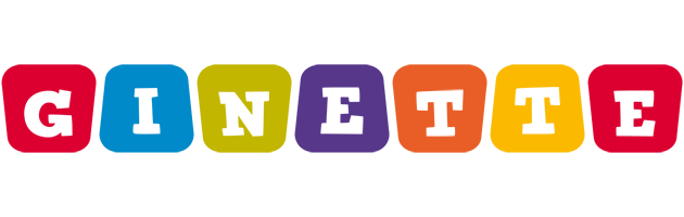 Ginette kiddo logo