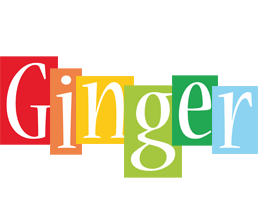 Ginger colors logo