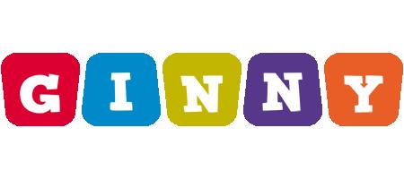 Ginny kiddo logo