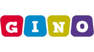 Gino kiddo logo